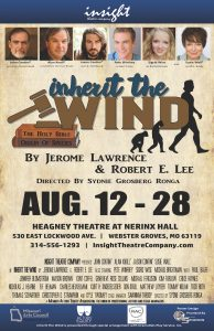 inherit the wind poster final