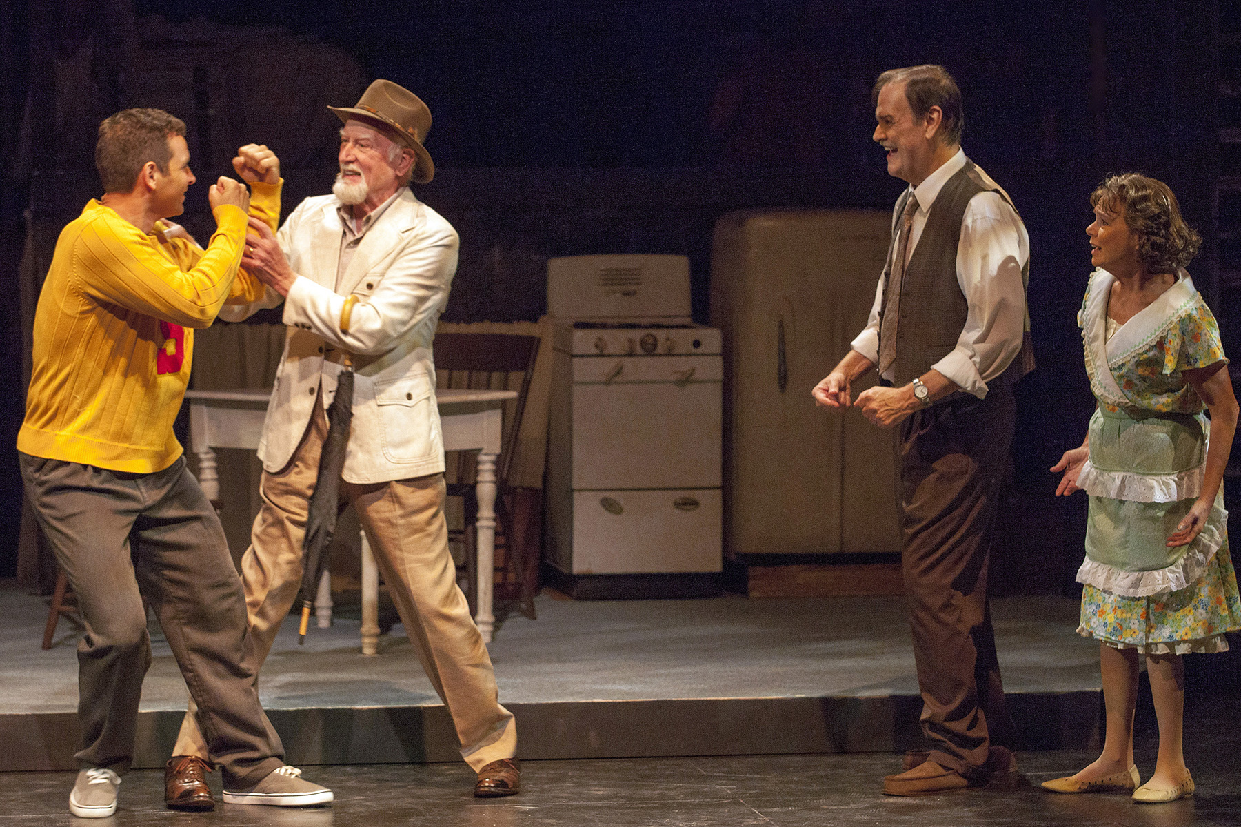 Death of a Salesman (2014) - Insight Theatre Company